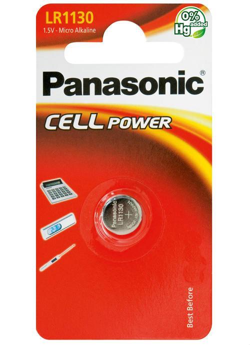 Microbatterie a bottone LR1130