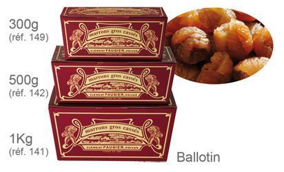 142 - Emballage: Ballotin 500g - null