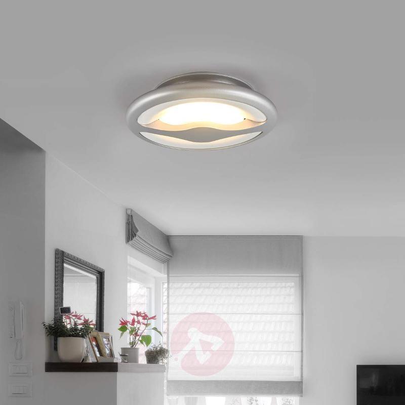 Very modern LED recessed light ELVEDIN - Recessed Spotlights