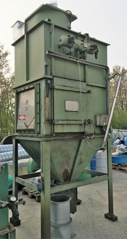 FILTRO a 4 CARTUCCE CARLO BANFI PS-4 - Accessori sabbiatrici e granigliatrici