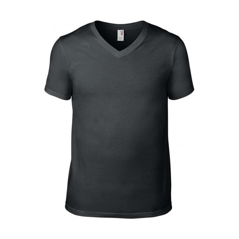 Tee-shirt Adulte mode Col V - Manches courtes