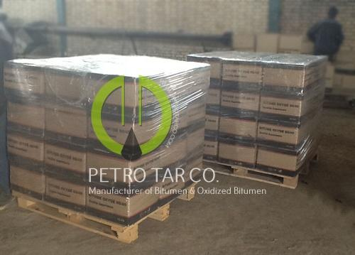 OXIDIZED BITUMEN R90/15 (Pure and Without Gilsonite) - PURE OXIDIZED (BLOWN) BITUMEN 90/15