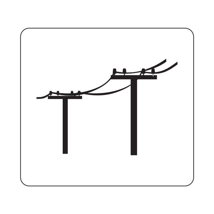Оптические кабели связи - Подвесные