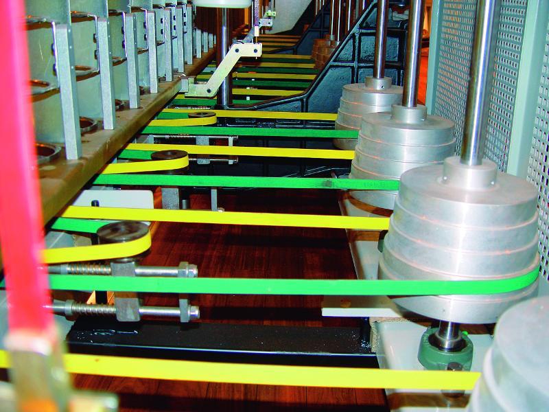 Keiper high performance flat belts FLEXA - null