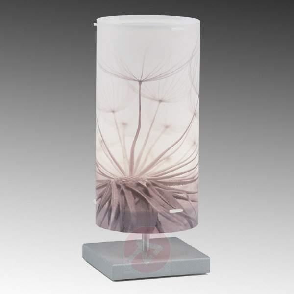 Dandelion- table lamp in natural design - Bedside Lamps