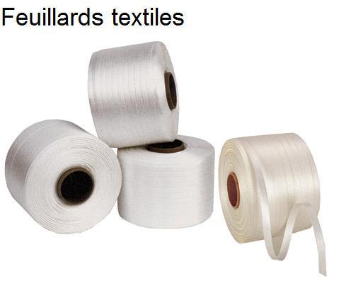 Fil de fer recuit / Feuillards textiles - Consommables