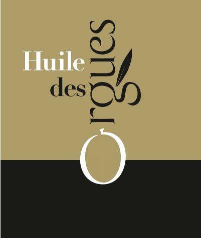 HUILE DES ORGUES, l'Olivière 50cl verre - Produits oléicoles