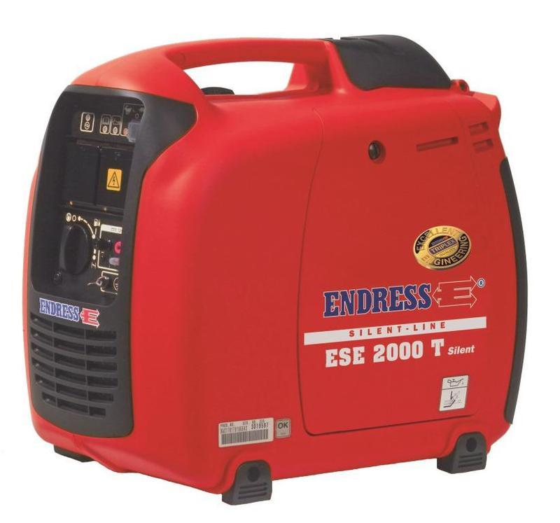 POWER GENERATOR for Professional users - ESE 2000 T