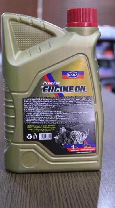 DIESEL ENGINE OIL SAE 15W40 -