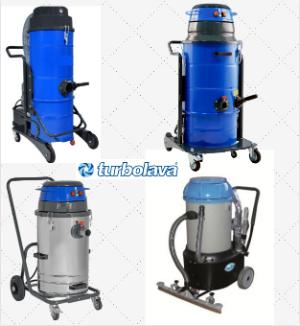 Industrial Vacuum Cleaners - Cimel - Turbolava has been playing on the international marketplace since 1978