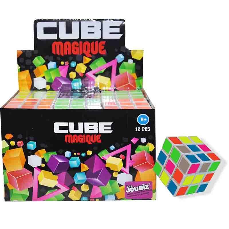 CUBE MAGIQUE 6CM - JOUETS