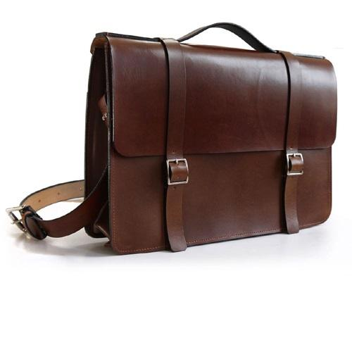 Leather Bags  -