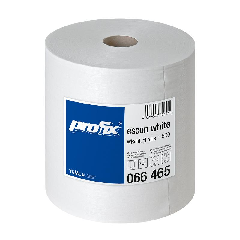 profix escon white wiping roll
