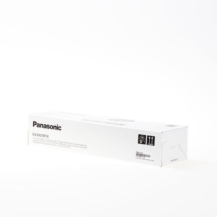 Original Panasonic - supplies and spareparts - Panasonic Toner KX-FAT411X