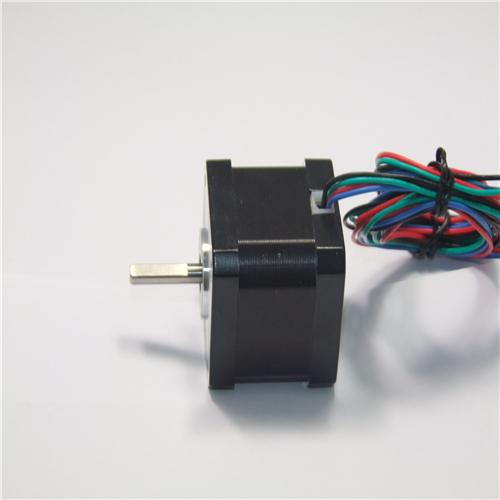 Stepper motors 42bygh two phase series anhui tianhe for Low profile stepper motor