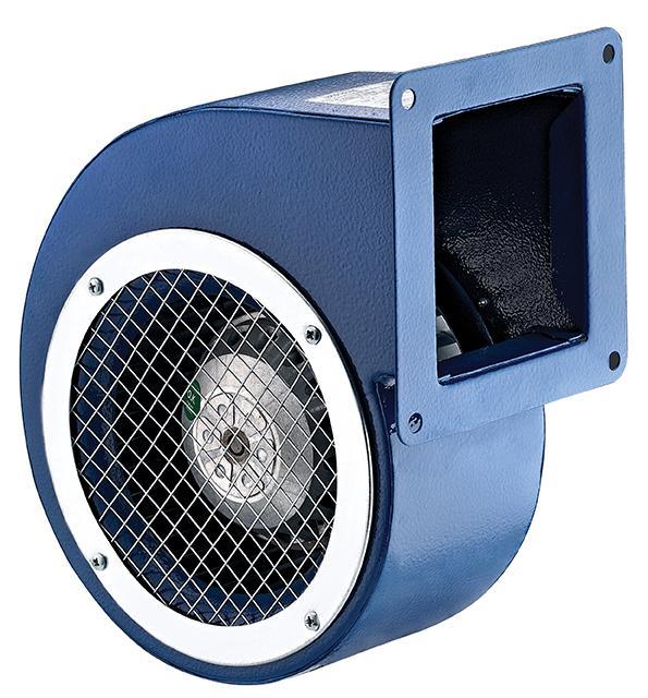 BDRS - Kompakter, leichter Radialventilator
