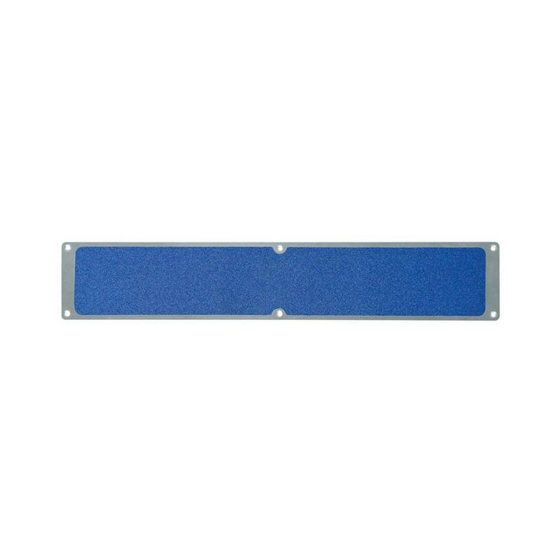 Plaque aluminium antidérapante à visser Heskins - Bleu... - Aménagement intérieur