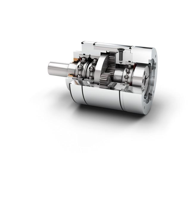 HLAE - Redutor planetário com Hygienic Design- IP69K - 3-A® RPSCQC Certified