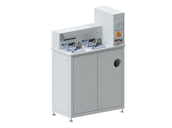 Leak Test Stand - Pressure Test Benches