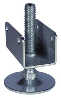 height adjuster M10 with U-bracket - null