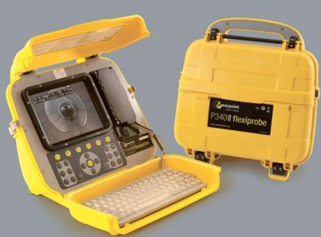 Caméra d'inspection poussée  - P340