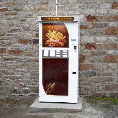 distributeur automatique 60 baguettes