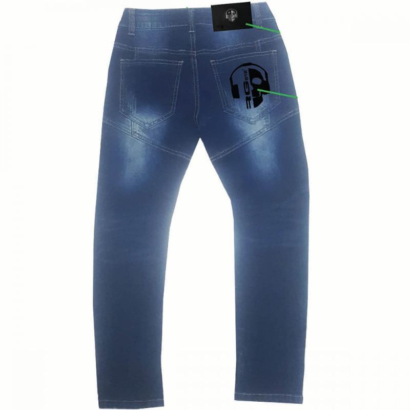 4x Pantalons RG512 du 2 au 5 ans - Jeans et Pantalon
