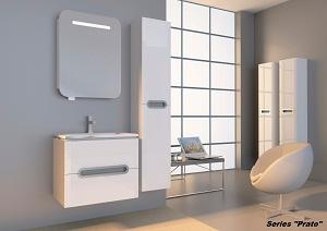 "Bathroom furniture set ""Prato"""
