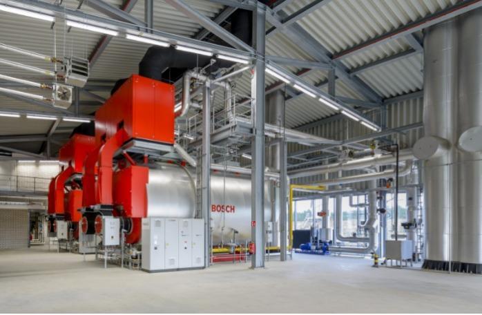 Bosch Caldera de agua sobrecalentada Unimat UT-HZ - Bosch Caldera de agua sobrecalentada Unimat UT-HZ