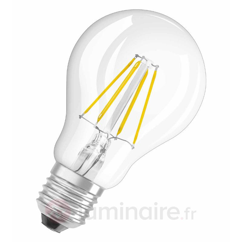 Ampoule à filament LED E27 4 W 827, kit de 2 - Ampoules LED E27