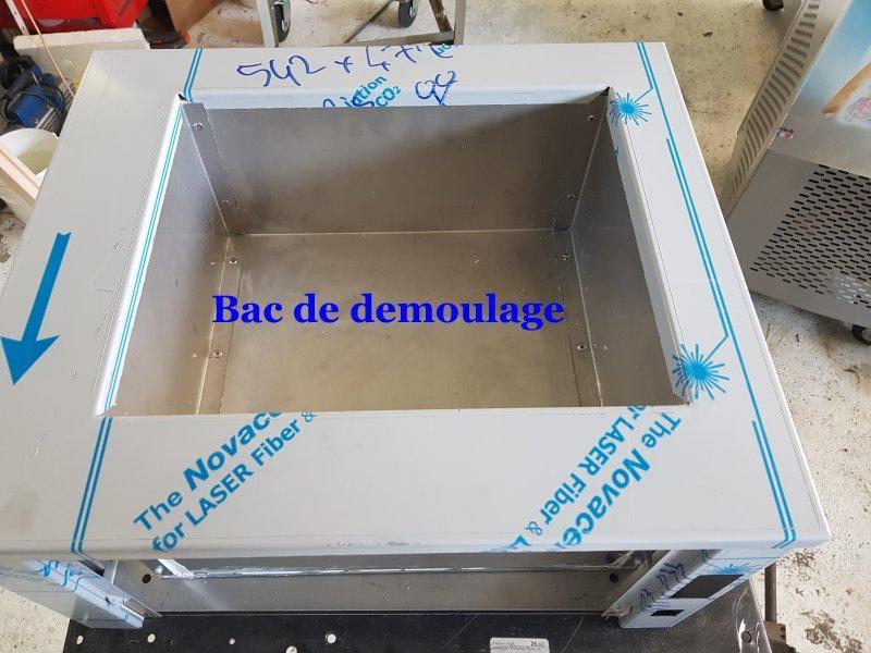 Machine pour démouler vos glaces bâtonnets - Glace a la ferme