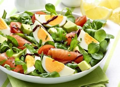 Les œufs durs - Pratique ! Multi-usage : entrées, salades composées…