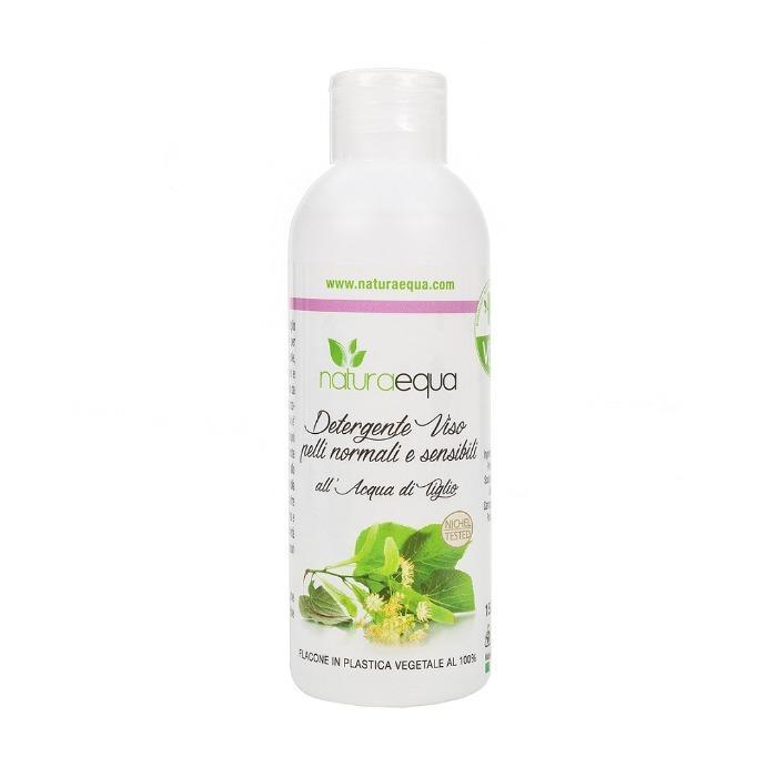 Detergente pelli normali e sensibili - Pulizia quotidiana per pelli normali e sensibili