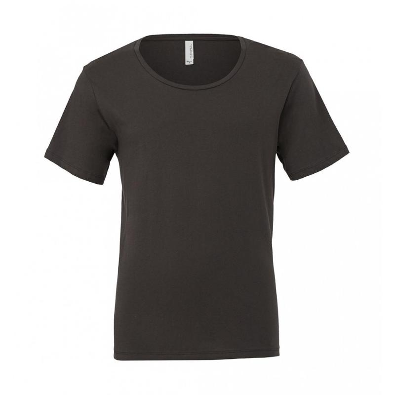 Tee-shirt homme large col - Manches courtes