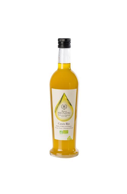 Cuvée Bio Olivia 50CL - Produits oléicoles