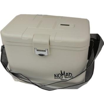 MD8L-H - 8L MEDICAL COOLER WITH LED TEMPERATURE DISPLAY AND HARD GELS