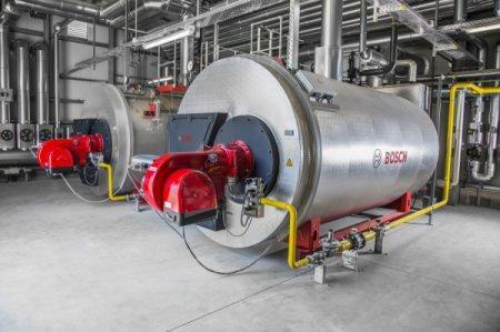 Dampfkessel - Typ UL-S, UL-SX, Dampfkessel / Öl / Gas / Flammrohr ...