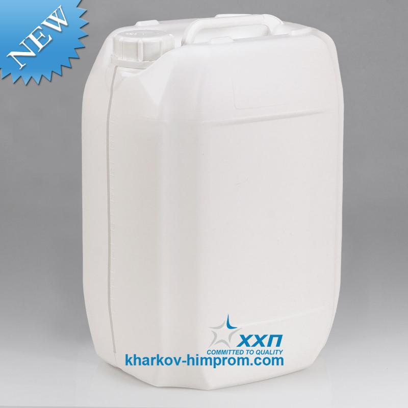 Jerrycan 20L - T20 stackable - Packaging for Agrochemicals