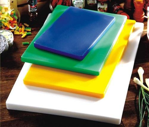 PE cutting boards - LDPE cutting boards