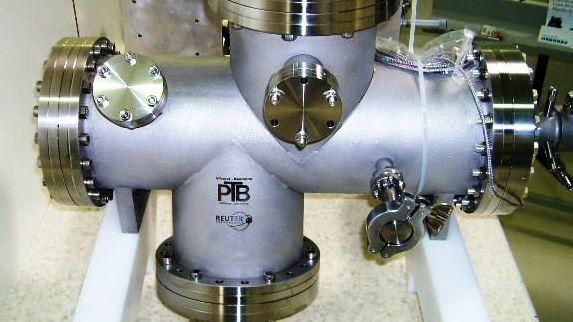 Vakuumkammern aus Edelstahl, Titan, Aluminium - null
