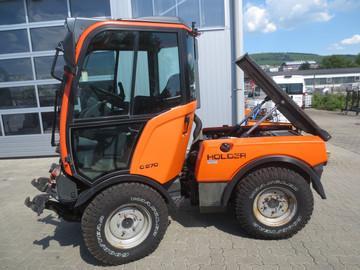 Used machinery - C 270