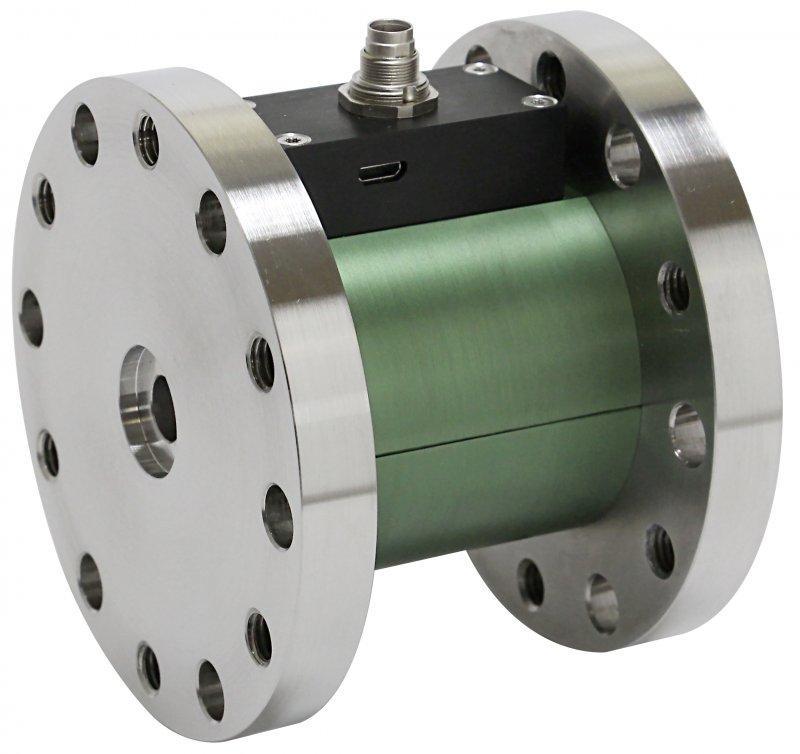 高精度扭矩传感器 - 8631 - 坚固,可靠,易于操作,高度准确,极其紧凑的设计,用于静态和准静态测量(非旋转)