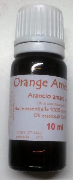 huile essentielle d'orange amère - Oli essenziali