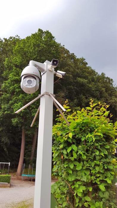 Cameramasten - Verschillende hoogtes verkrijgbaar