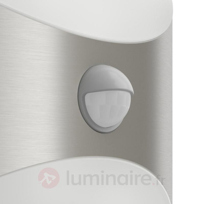 Applique d'extérieur LED Herb avec détecteur - Appliques d'extérieur avec détecteur