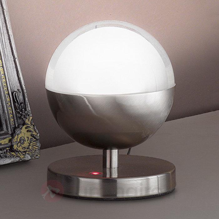 Lampe à poser LED Melville avec variateur tactile