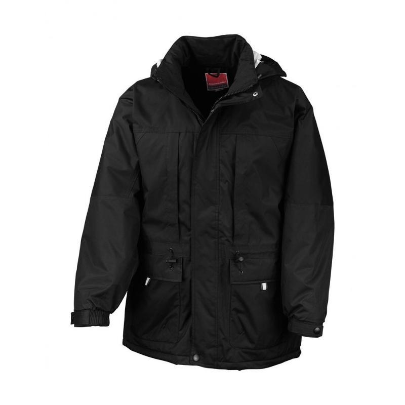 Veste hiver Multifonctional - Avec capuche