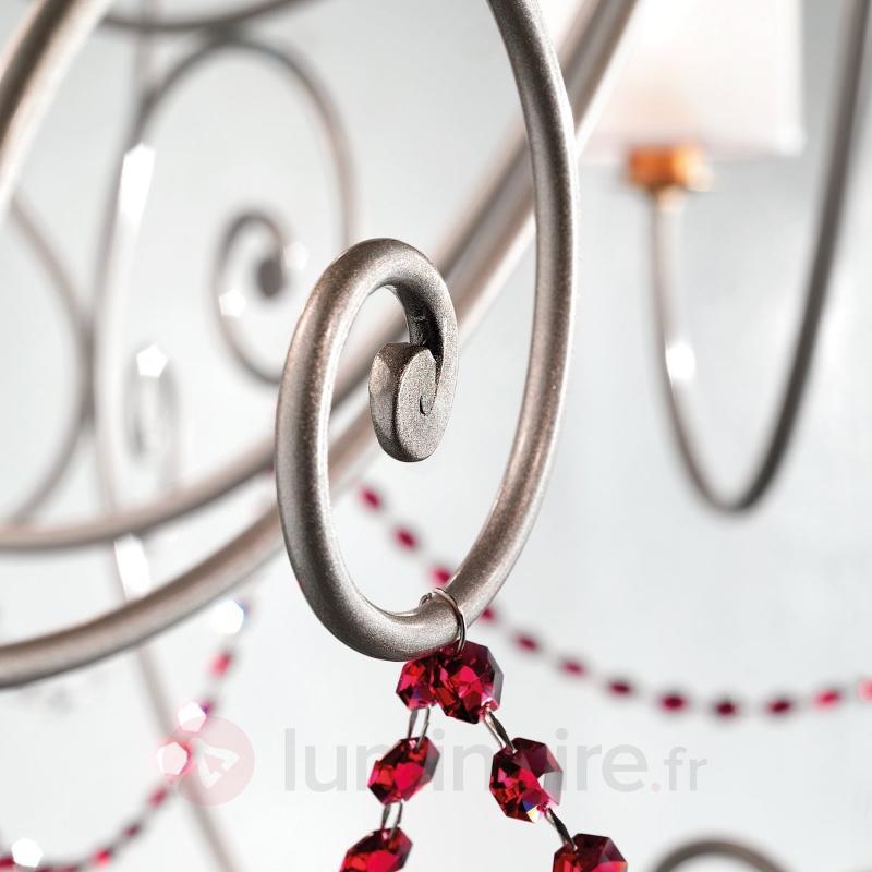 Lustre Anima à 12 lampes, diamètre 150 cm - Lustres designs, de style