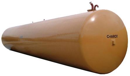 Réservoirs d'eau pour la protection incendie - null