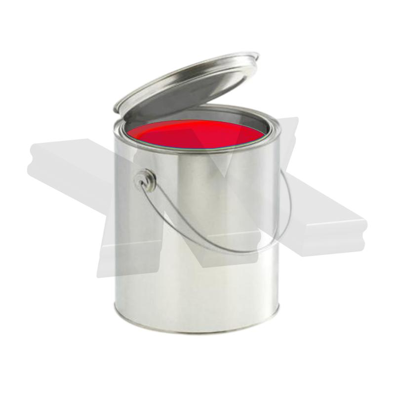 Lacquer - 0,5 kg, incl. hardener, RAL - Laquers